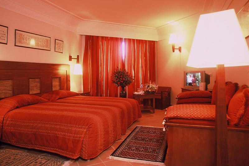 Photo of room of hotel Palais Des Roses