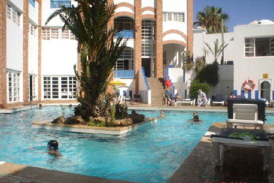 Photo of pools in hotel