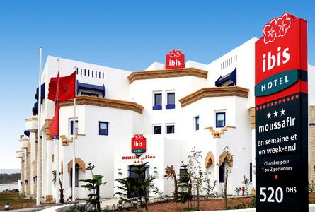 Hotel Ibis Moussafir Essaouira Ibis Moussafir Hotel