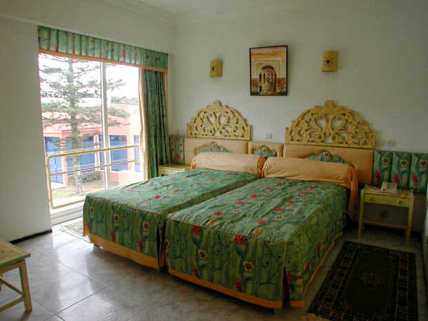 Photo of room of hotel Mabrouk