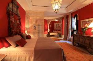 Photo of room of hotel Palais Khum